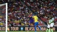 Maduka Okoye Nigeria vs Brazil