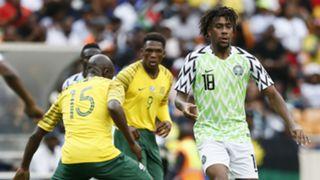 Alex Iwobi - South Africa vs. Nigeria