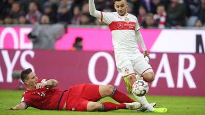 Niklas Süle FC Bayern Donis Stuttgart 270119