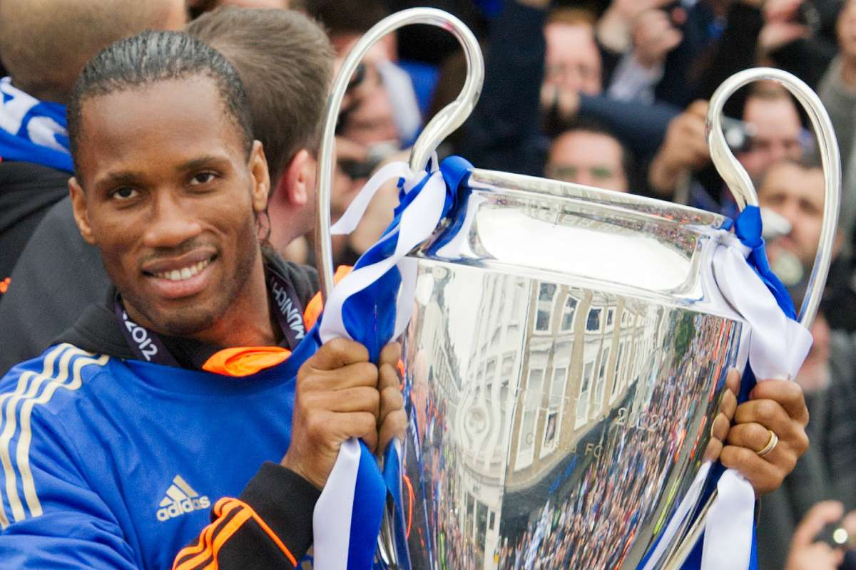 Didier Drogba retirement: The incredible story of a Chelsea's legendary late bloomer   Goal.com