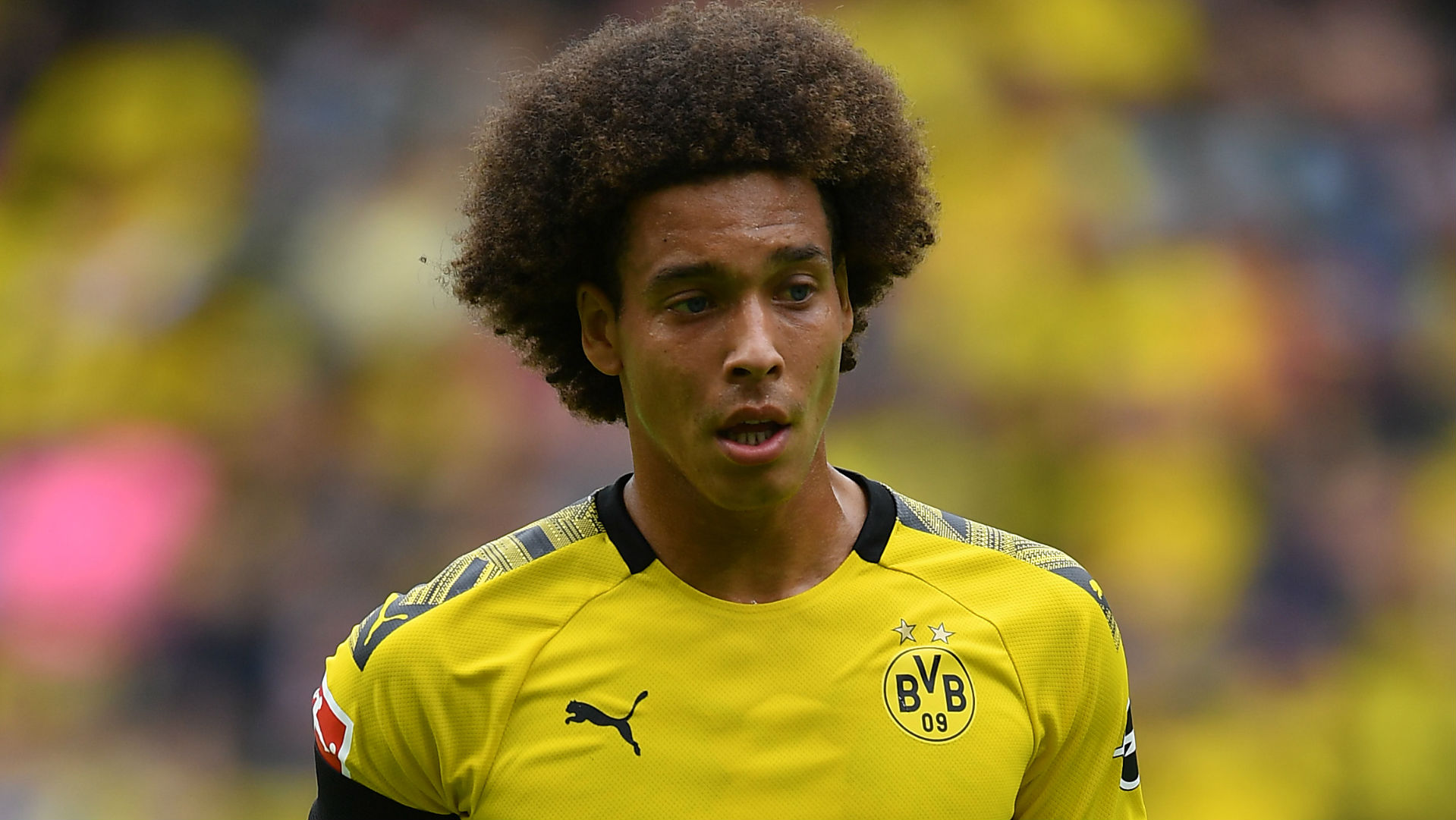 Borussia Dortmund confirm indefinite Witsel injury to spark fears of Belgian midfielder missing Euro 2020