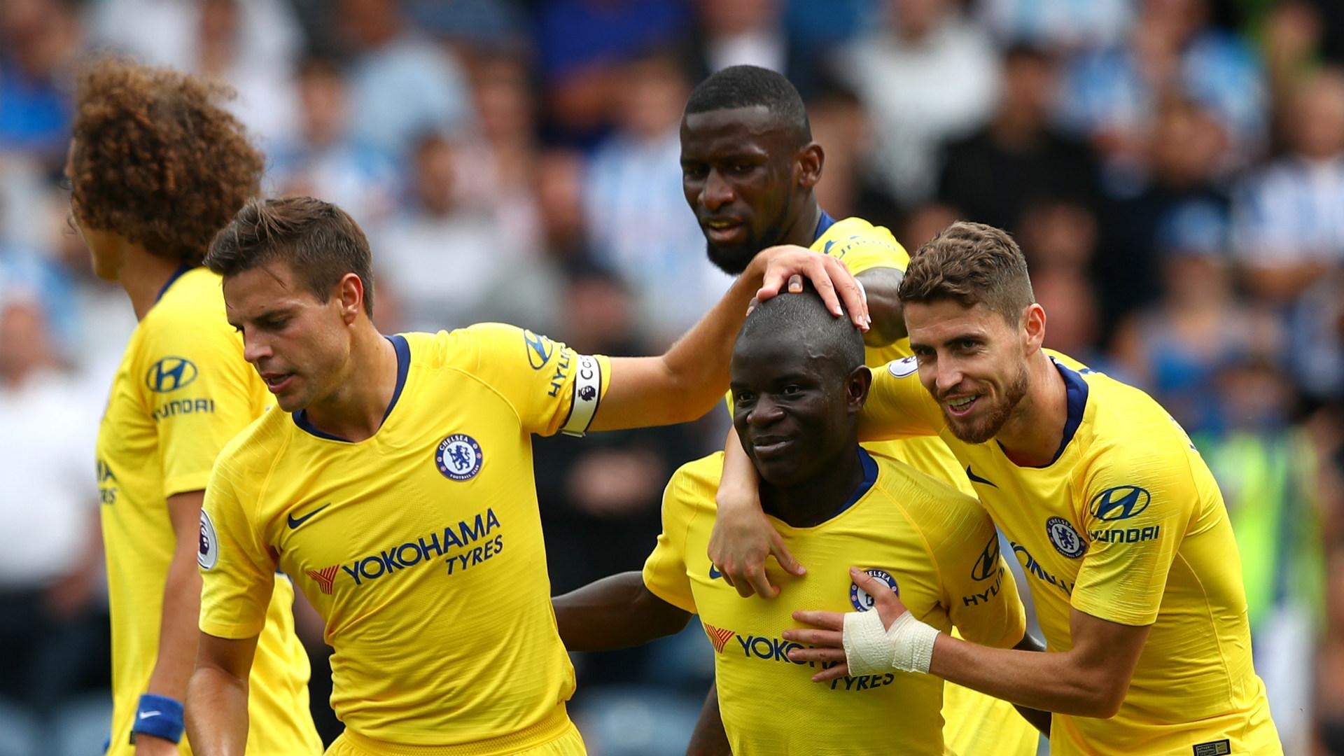 Chelsea Huddersfield Premier League 2018-19