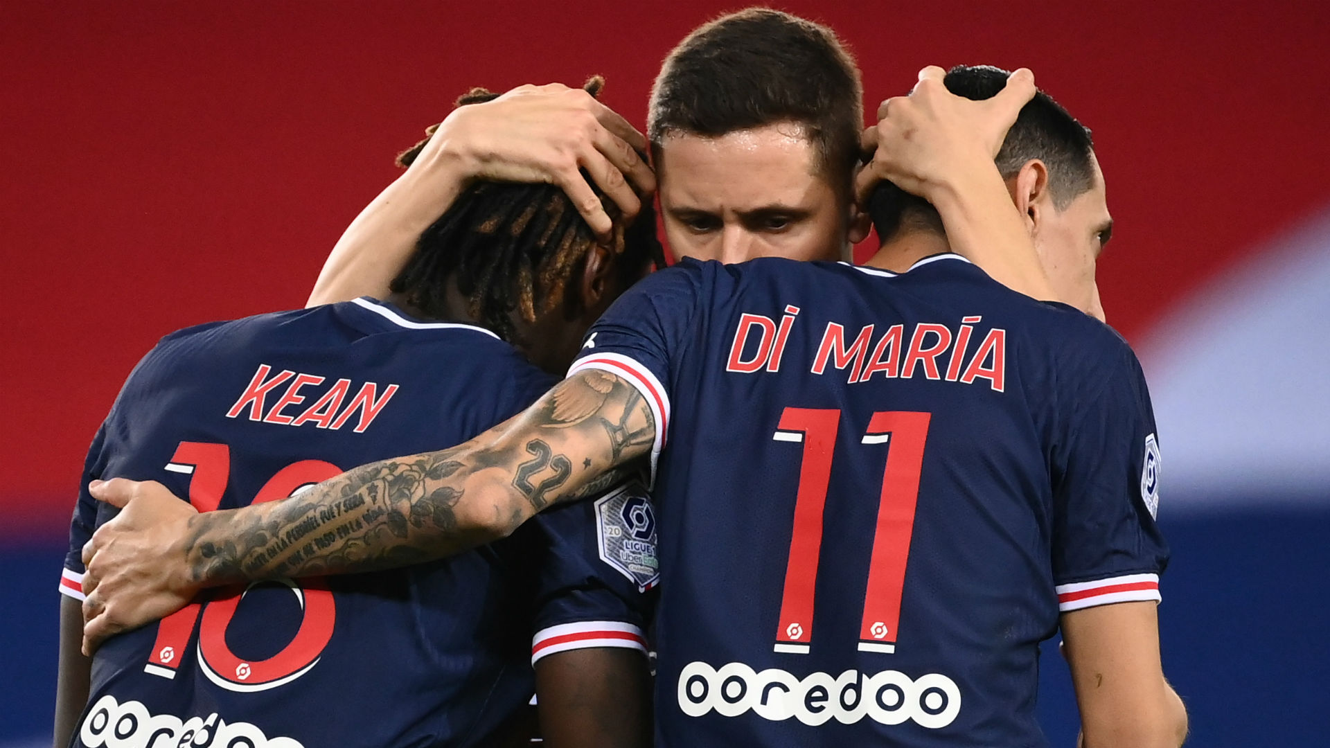 Quelle compo au départ — Monaco-PSG