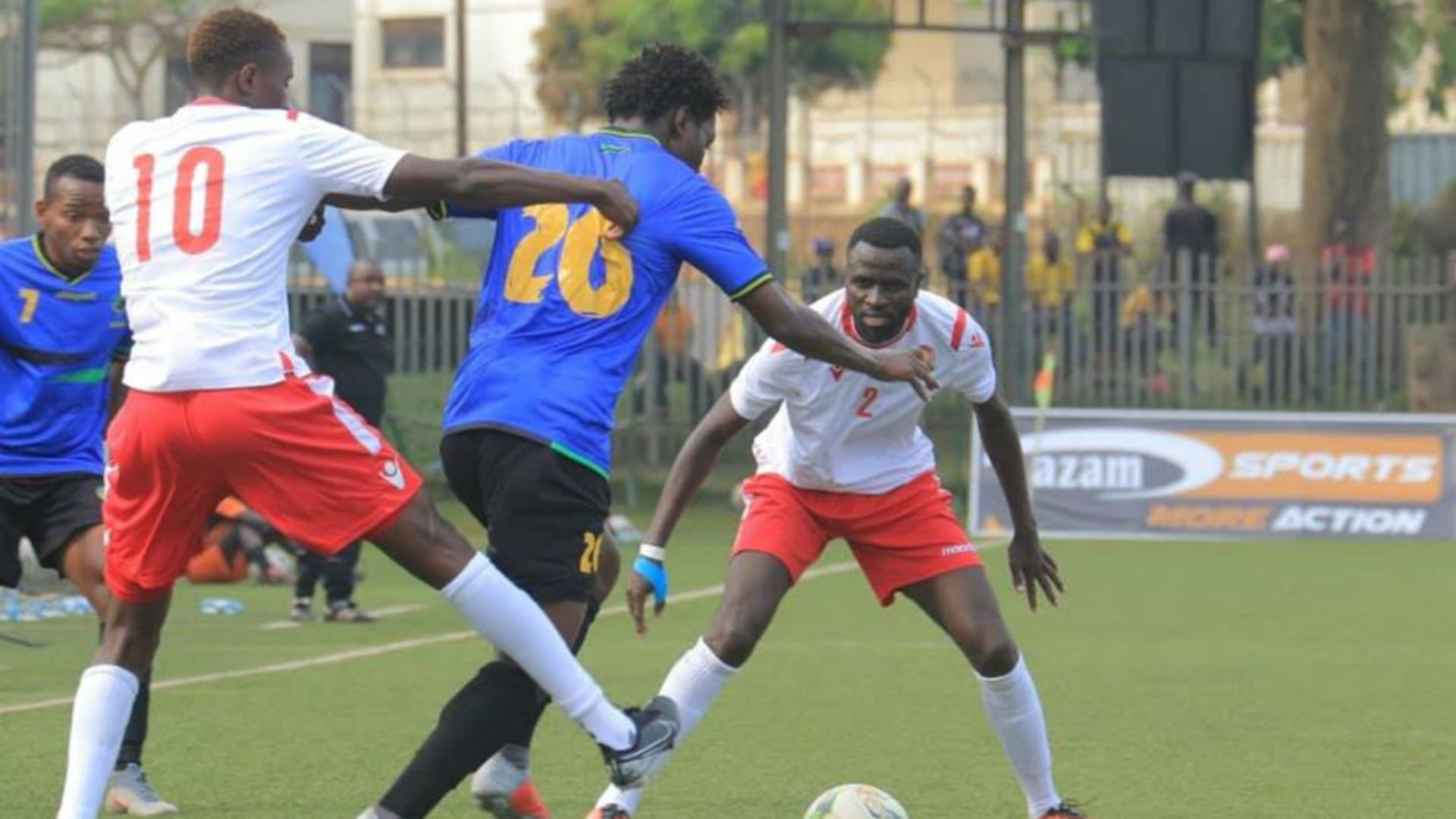 KPL challenges will have ripple effect on Harambee Stars - Kasaya