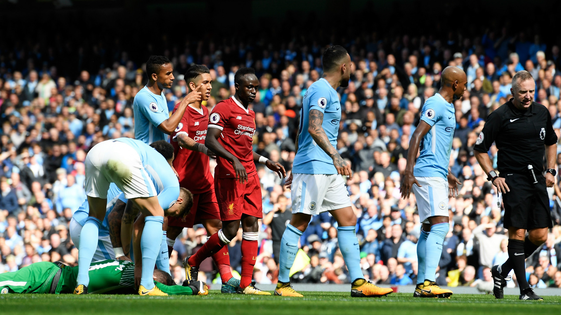 City Liverpool Mane red