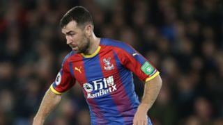 James McArthur Crystal Palace
