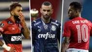Gabigol, Weverton e Dani Alves convocados