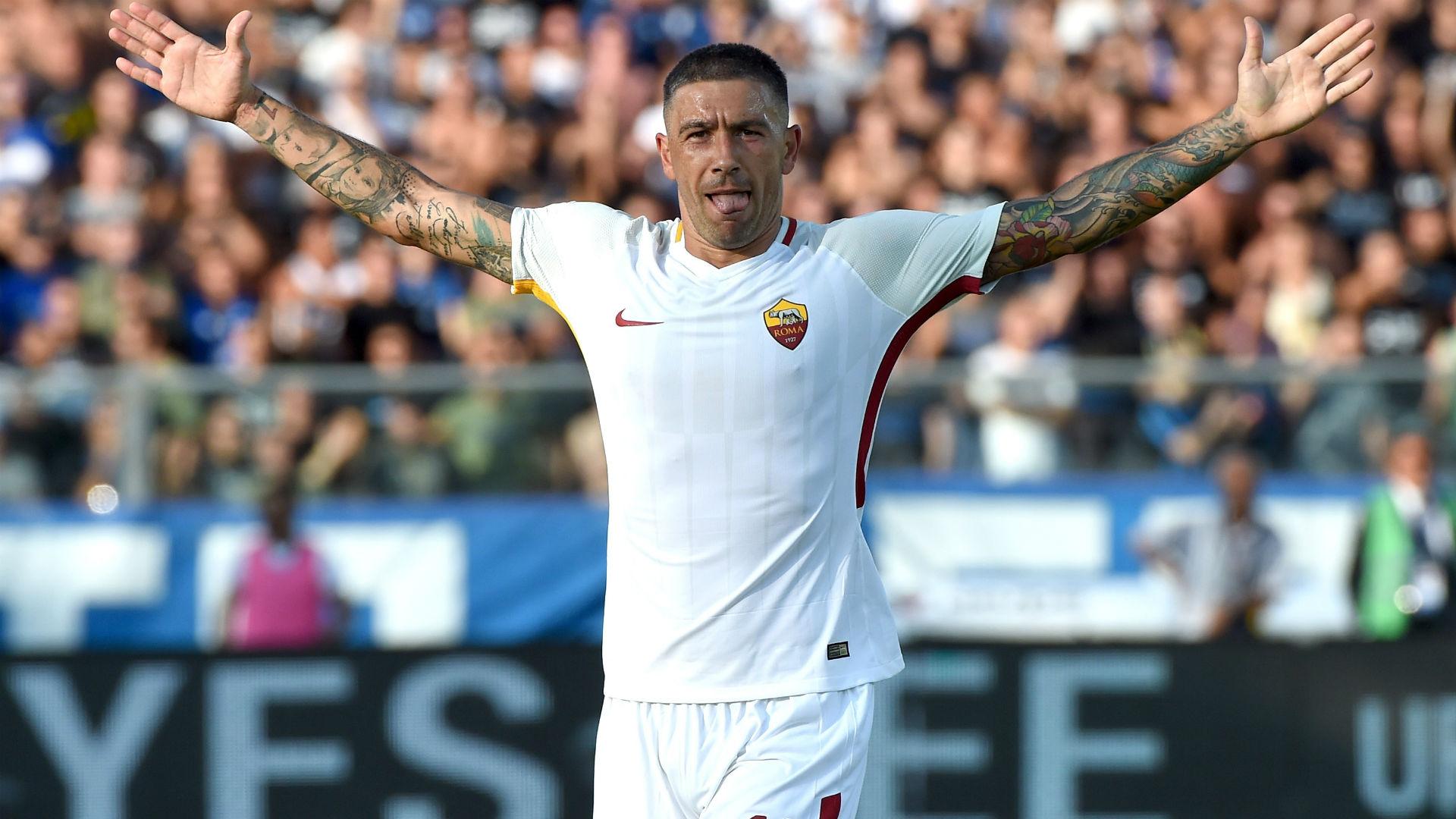 Aleksandar Kolarov Roma Serie A