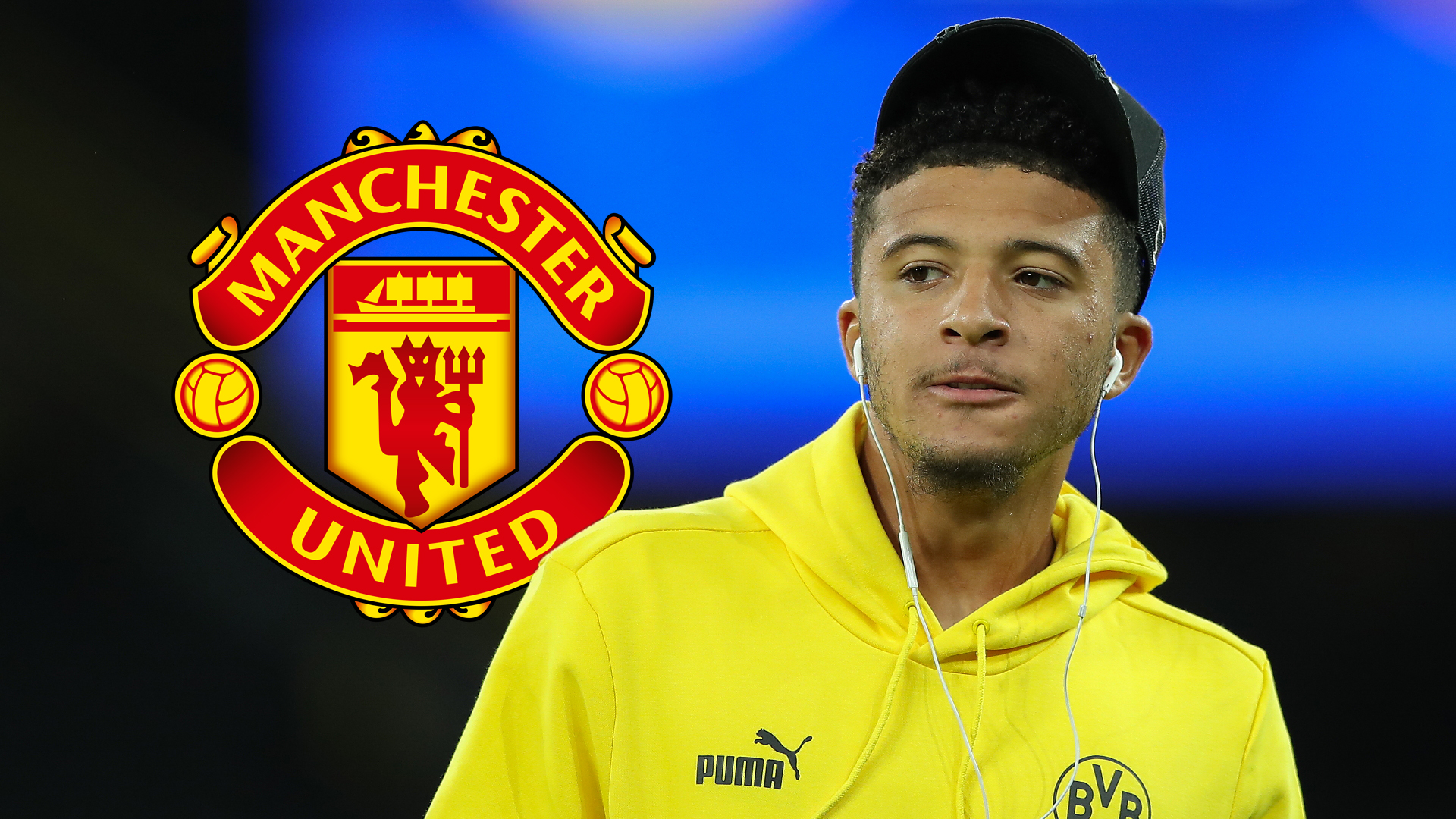 'Hopefully we can all play together' - Man Utd star Rashford issues plea for Sancho to join Red Devils