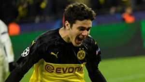 Giovanni Reyna, Borussia Dortmund