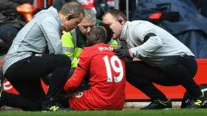 HD Sadio Mane knee injury