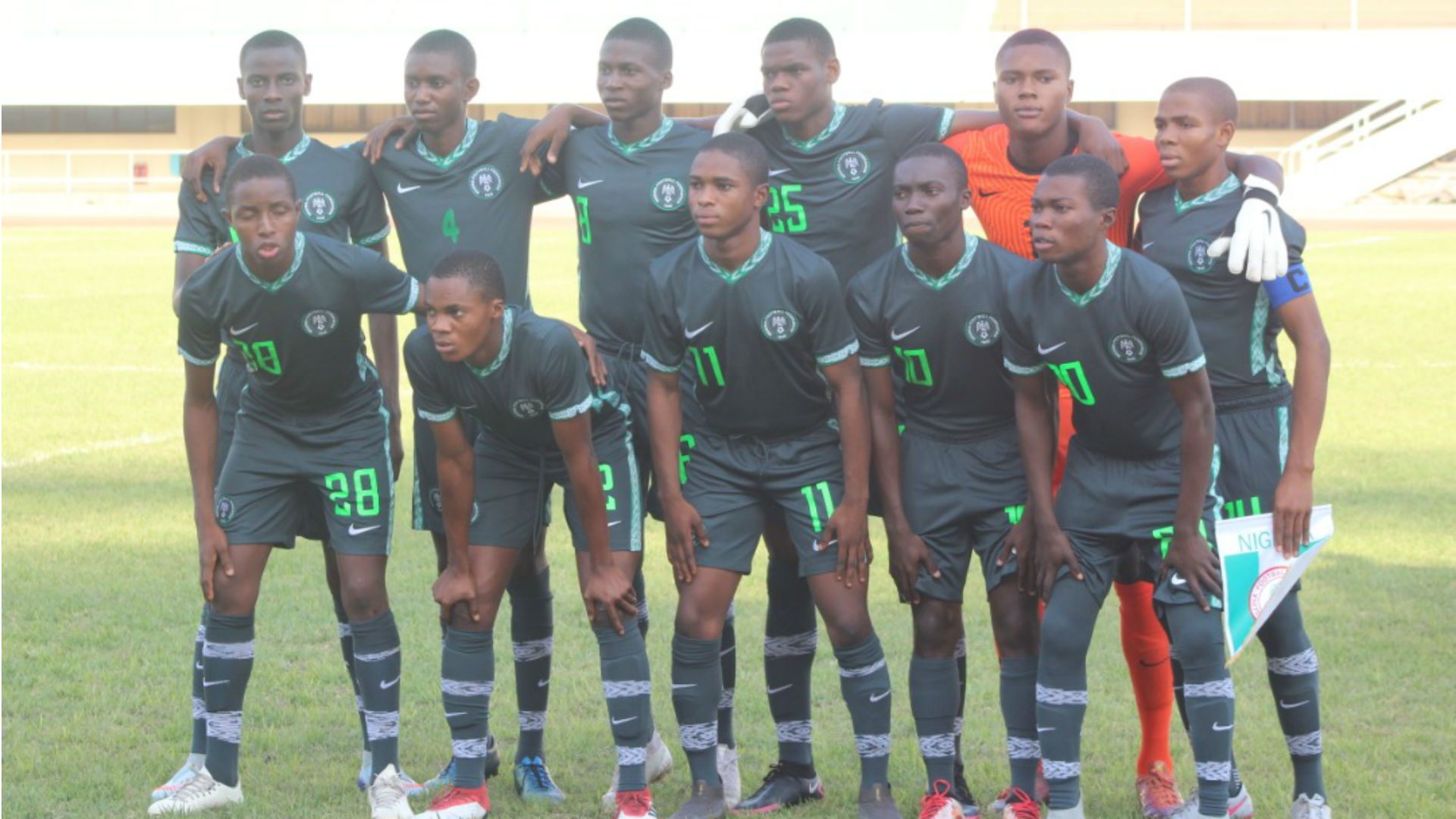 Nigeria lose Wafu U17 Cup final to Ivory Coast