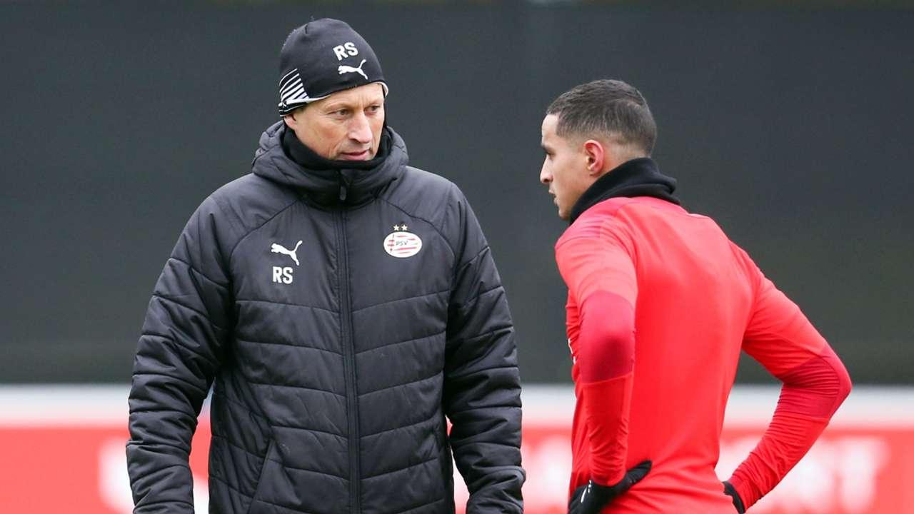 Mohamed Ihattaren Roger Schmidt PSV 2020-21