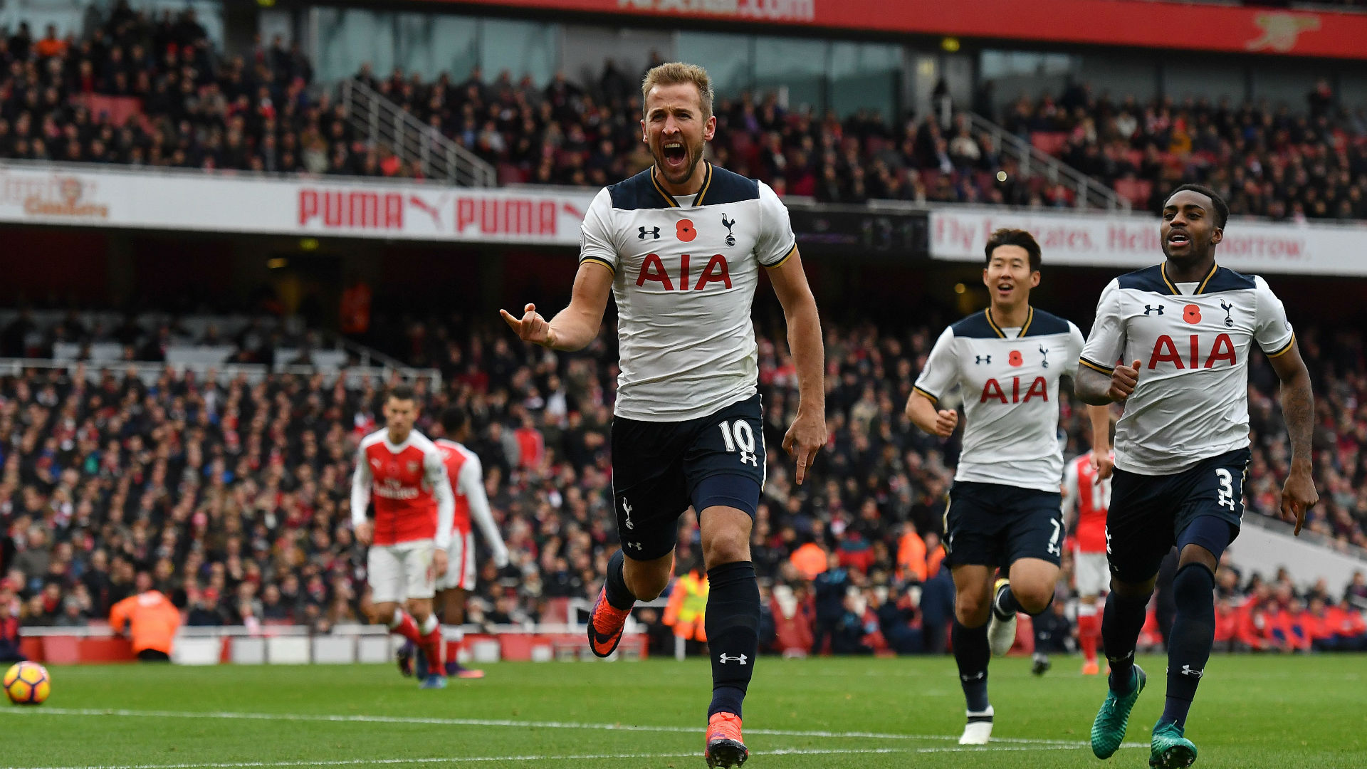 North London Derby The Story Of Harry Kane S Arsenal Background And How Tottenham Gazumped Their Great Rivals Goal Com