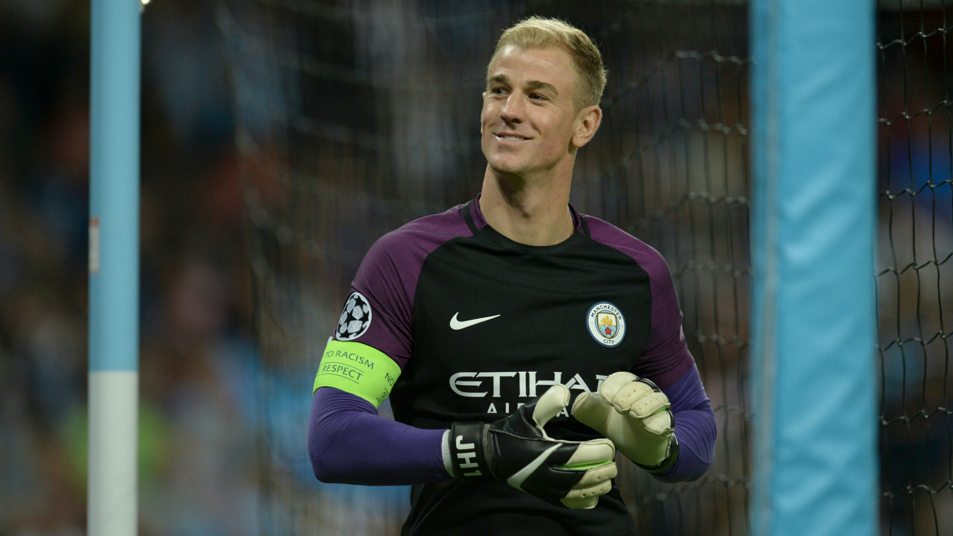 Hart: I was fairly concerned when Guardiola arrived at Man City
