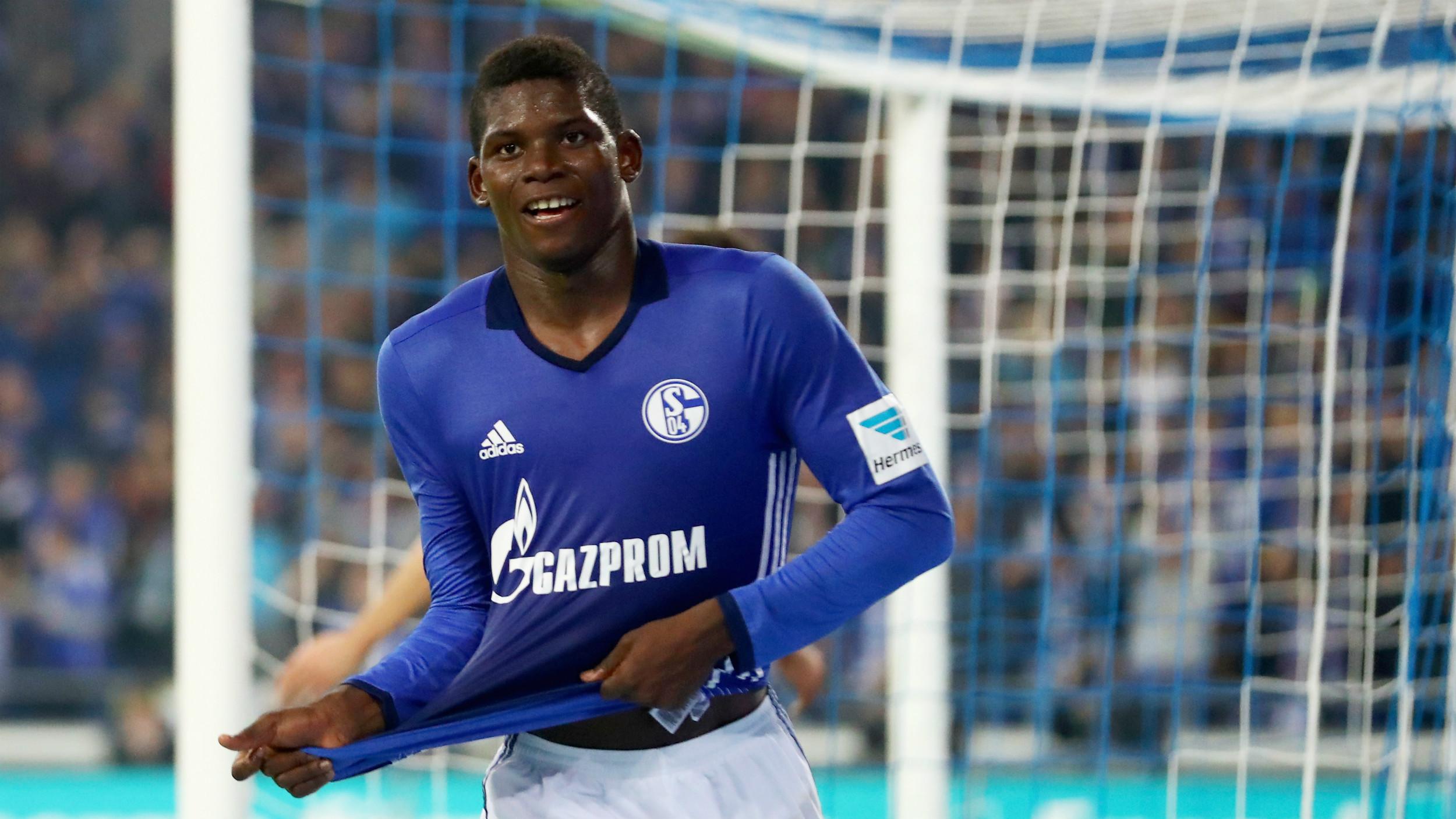 Breel Embolo Schalke