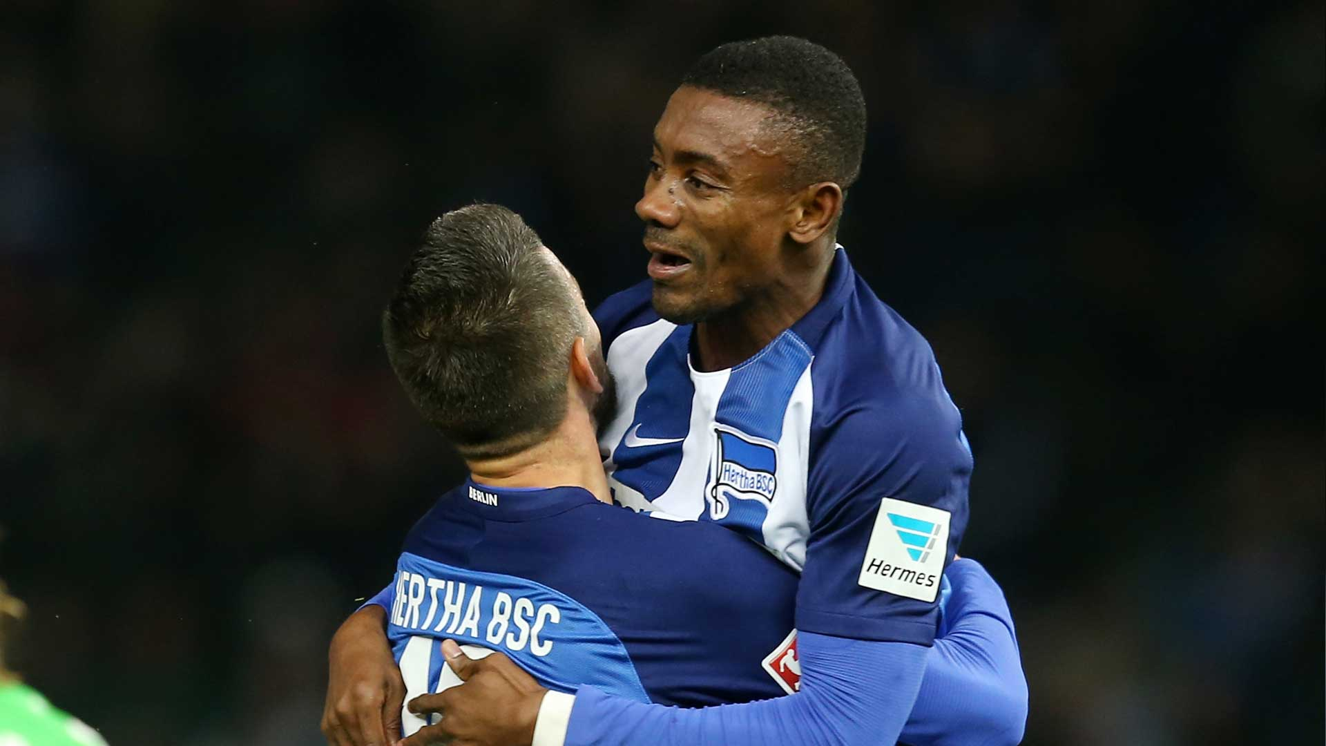 Super-sub Salomon Kalou seals Hertha Berlin comeback vs. Hamburg