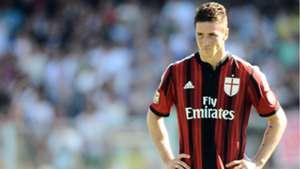 Fernando Torres AC Milan Serie A September 23 2014