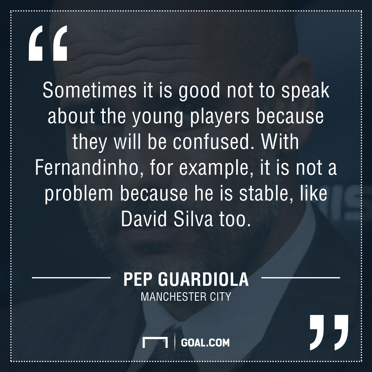 How Fernandinho won over Pep Guardiola to become Manchester City's