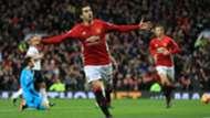 Henrik Mkhitaryan Premier League Man Utd v Tottenham 111216