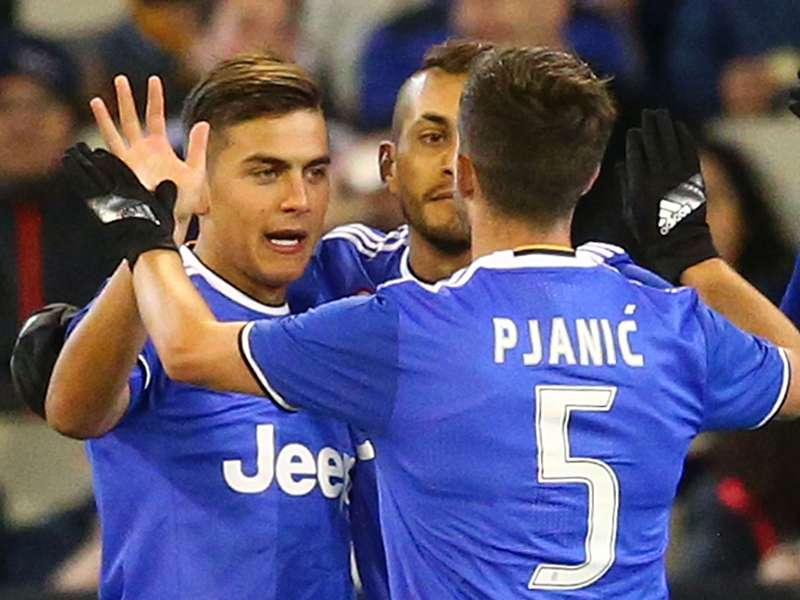 No Pogba No Problem Dybala Higuain And Juventus In A League Of Their Own In Serie A Goal Com