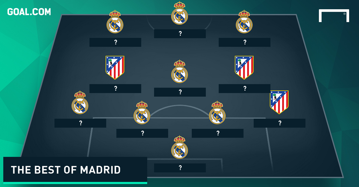 Combined Madrid-Atletico XI