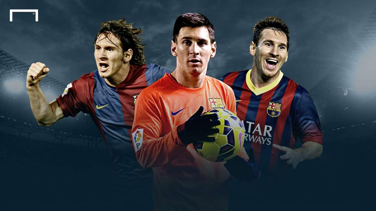 Gallery: Lionel Messi's 30 hat-tricks