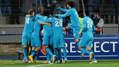 Zenit Champions League 26112014