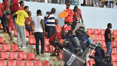 Equatorial Guinea Africa Cup of Nations riots