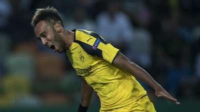 Pierre-Emerick Aubameyang, Borussia Dortmund