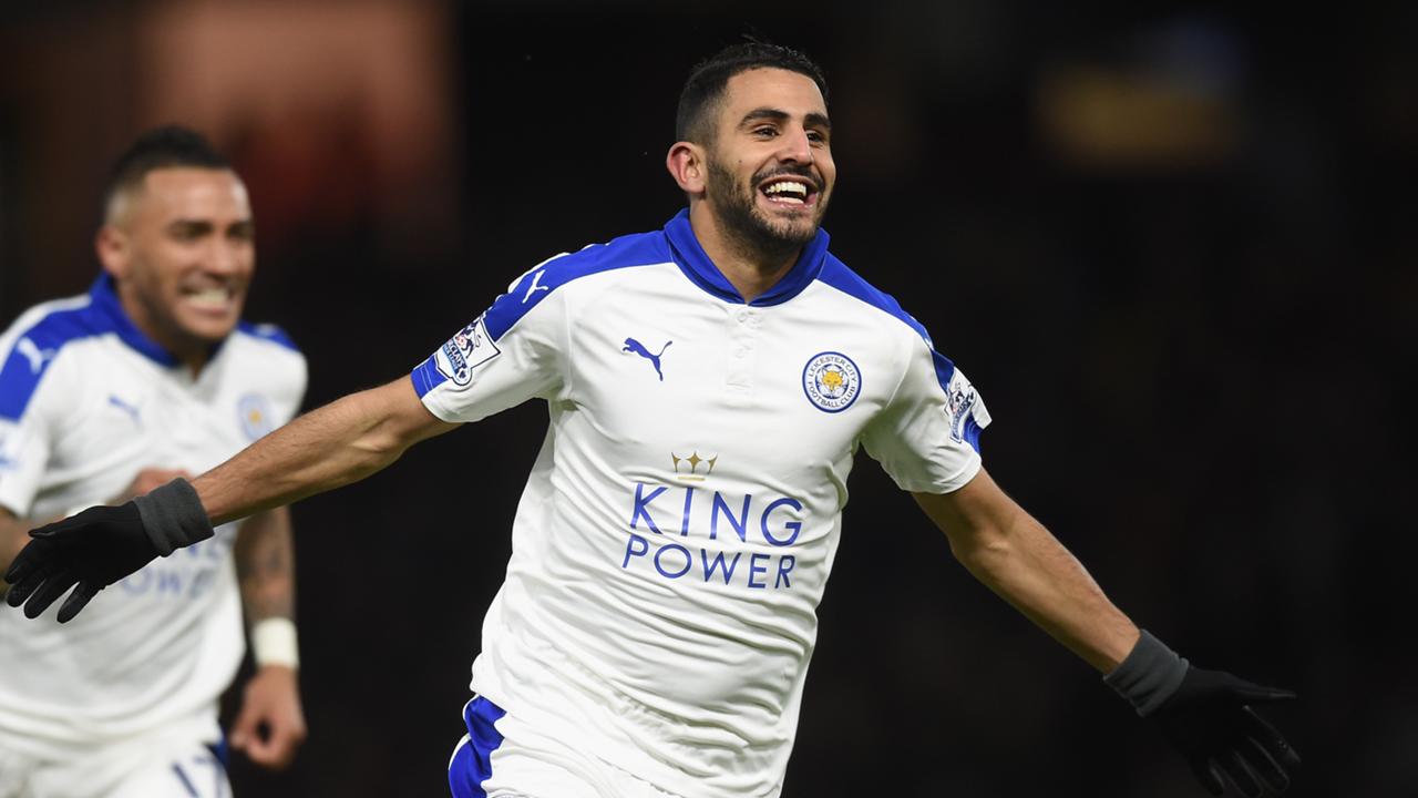 HDP Riyad Mahrez Leicester City Premier League 05032016