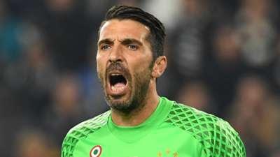 Puyol XI Gianluigi Buffon