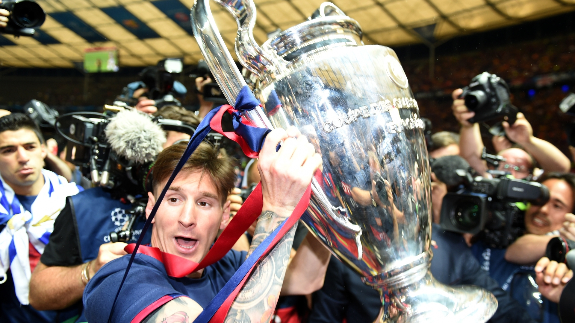 With Messi, Barcelona should have won more Champions League titles ...