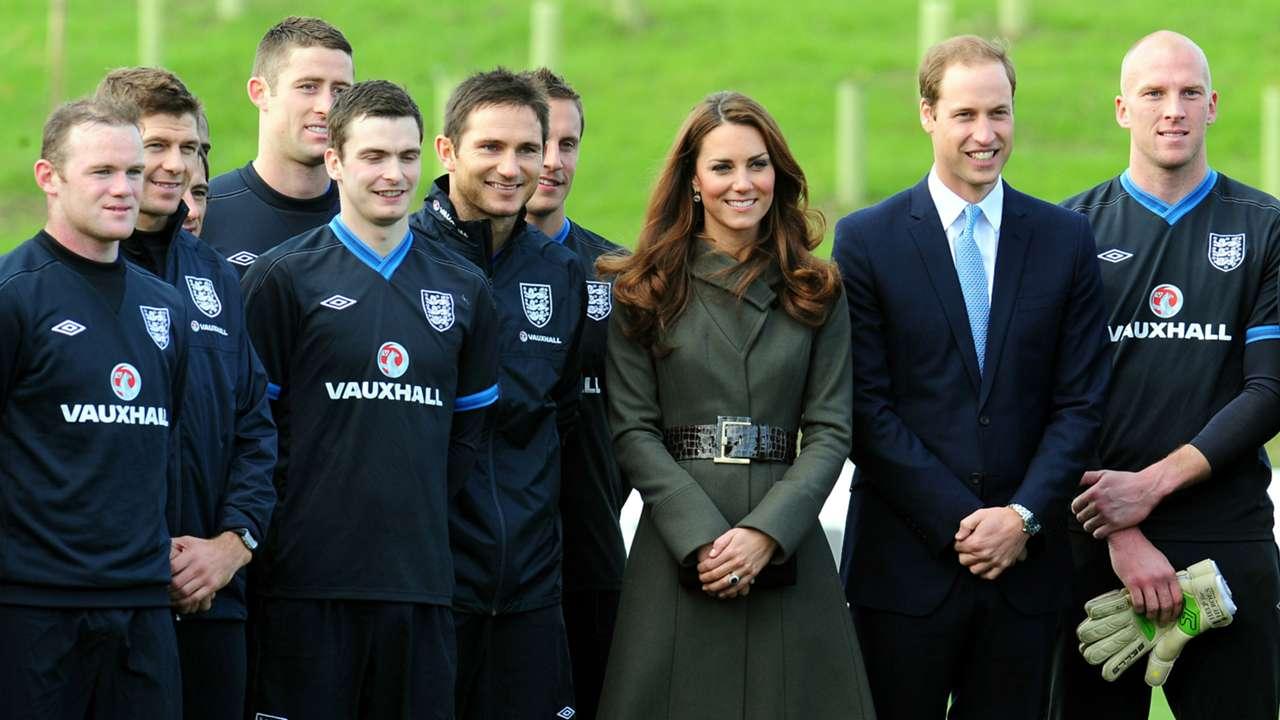 Prince William Kate Middleton England