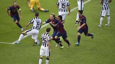 Ivan Rakitic Juventus Barcelona Champions League final 06062015