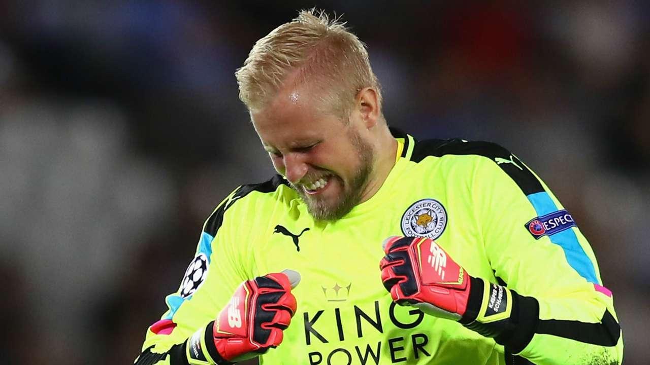 HD Kasper Schmeichel Leicester City