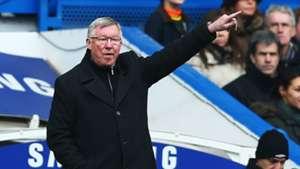 HD Sir Alex Ferguson Manchester United