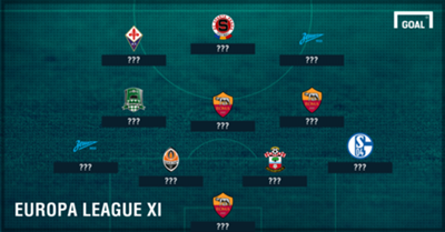 Europa League Team of the Week
