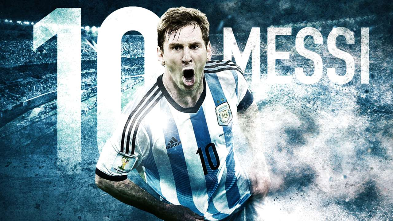 Gallery - Lionel Messi 10 years for Argentina