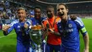 John Obi Mikel Chelsea Champions League 2012