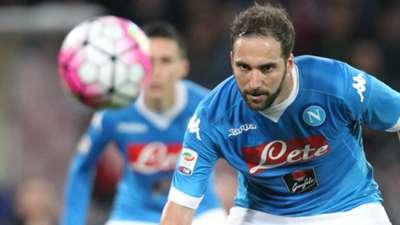 HD Gonzalo Higuain Napoli