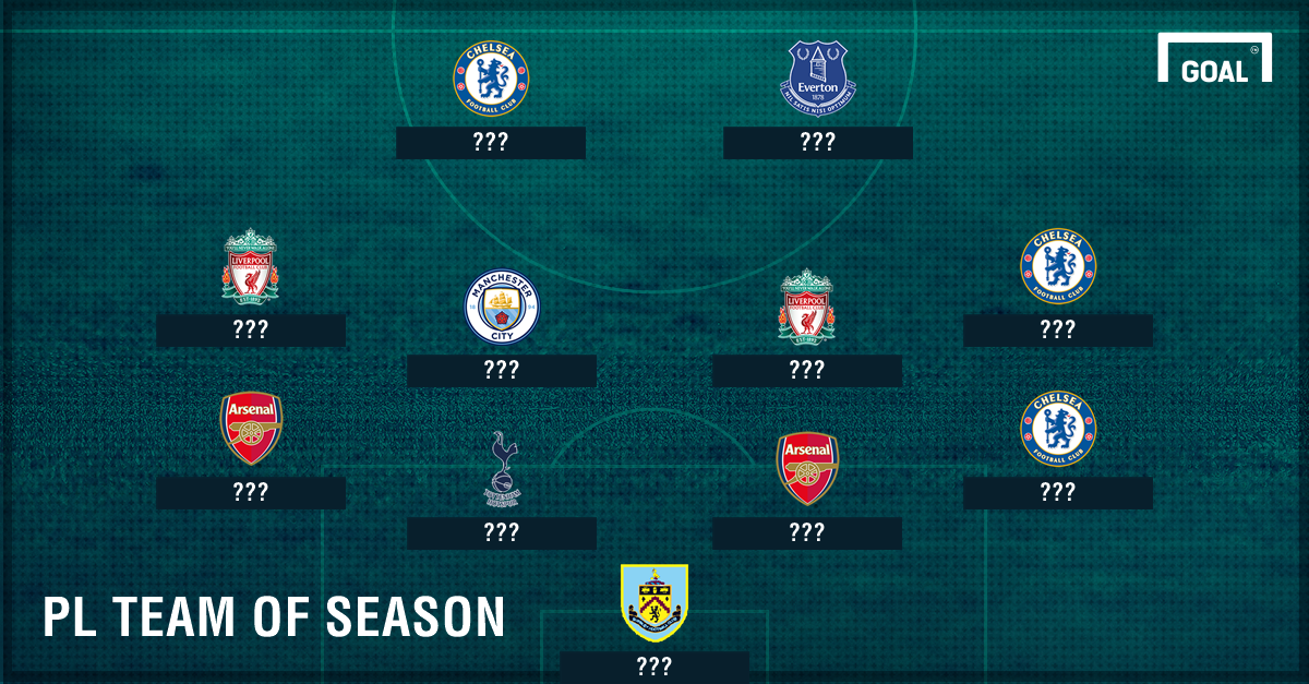 Premier League Team of the Season so far tease