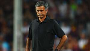 Jose Mourinho Real Madrid Barcelona