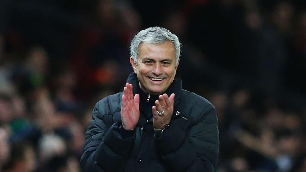 Jose Mourinho Manchester United 31122016