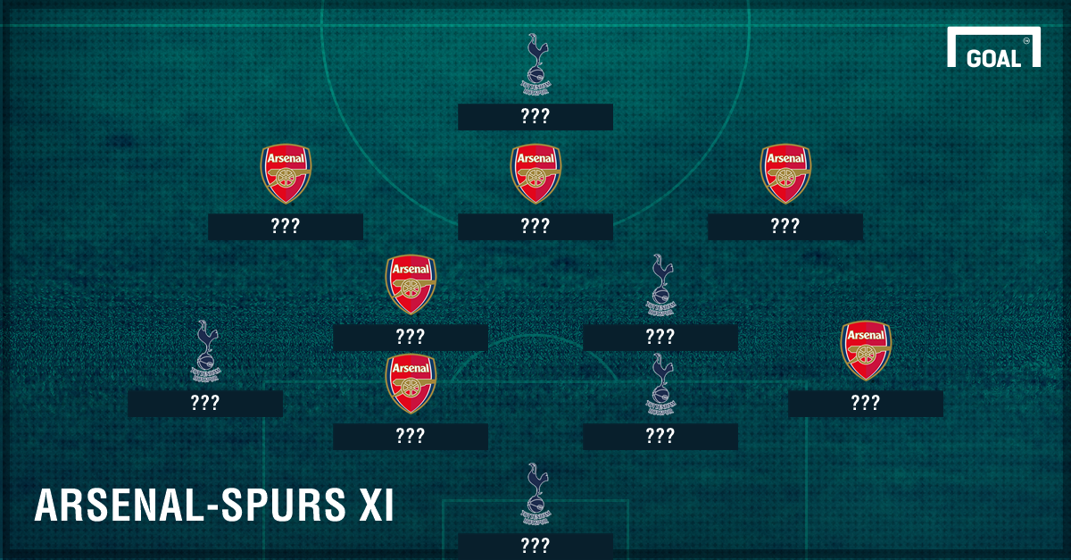 GFX Info Arsenal Tottenham