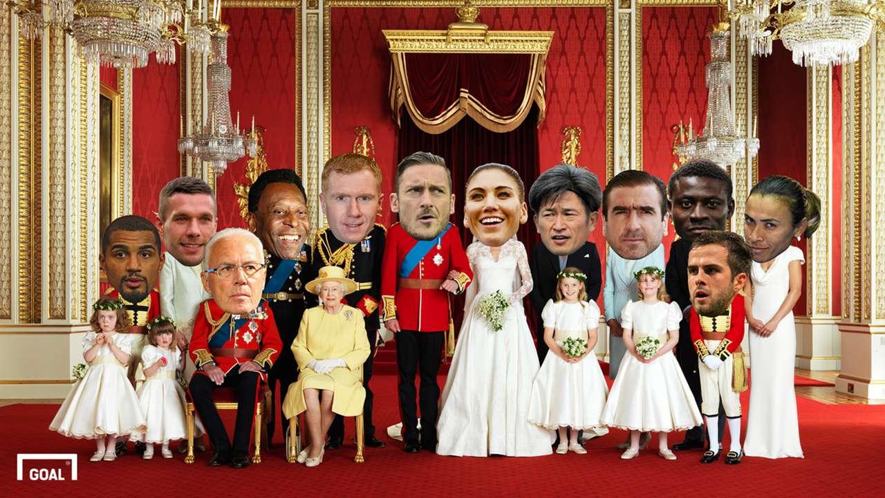Football Royal Family