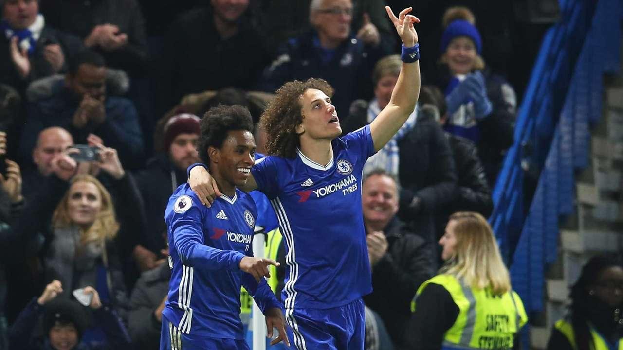 Chelsea 4-2 Stoke