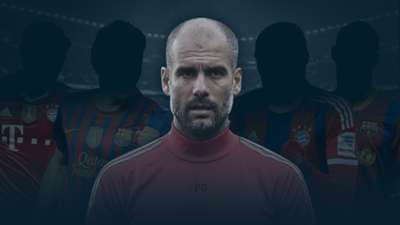 Pep Guardiola Best XI cover