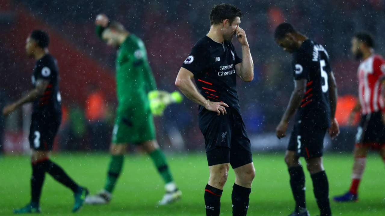 HD Liverpool draw at Southampton