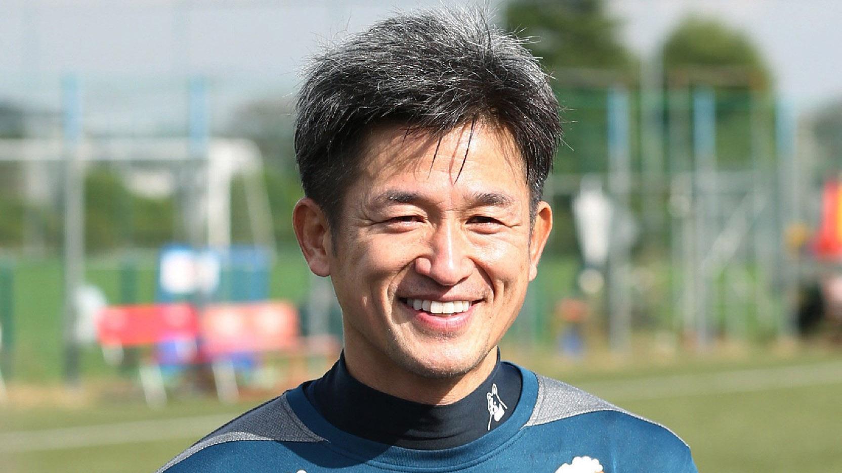 Kazuyoshi Miura signs new Yokohama contract ahead of 54th birthday